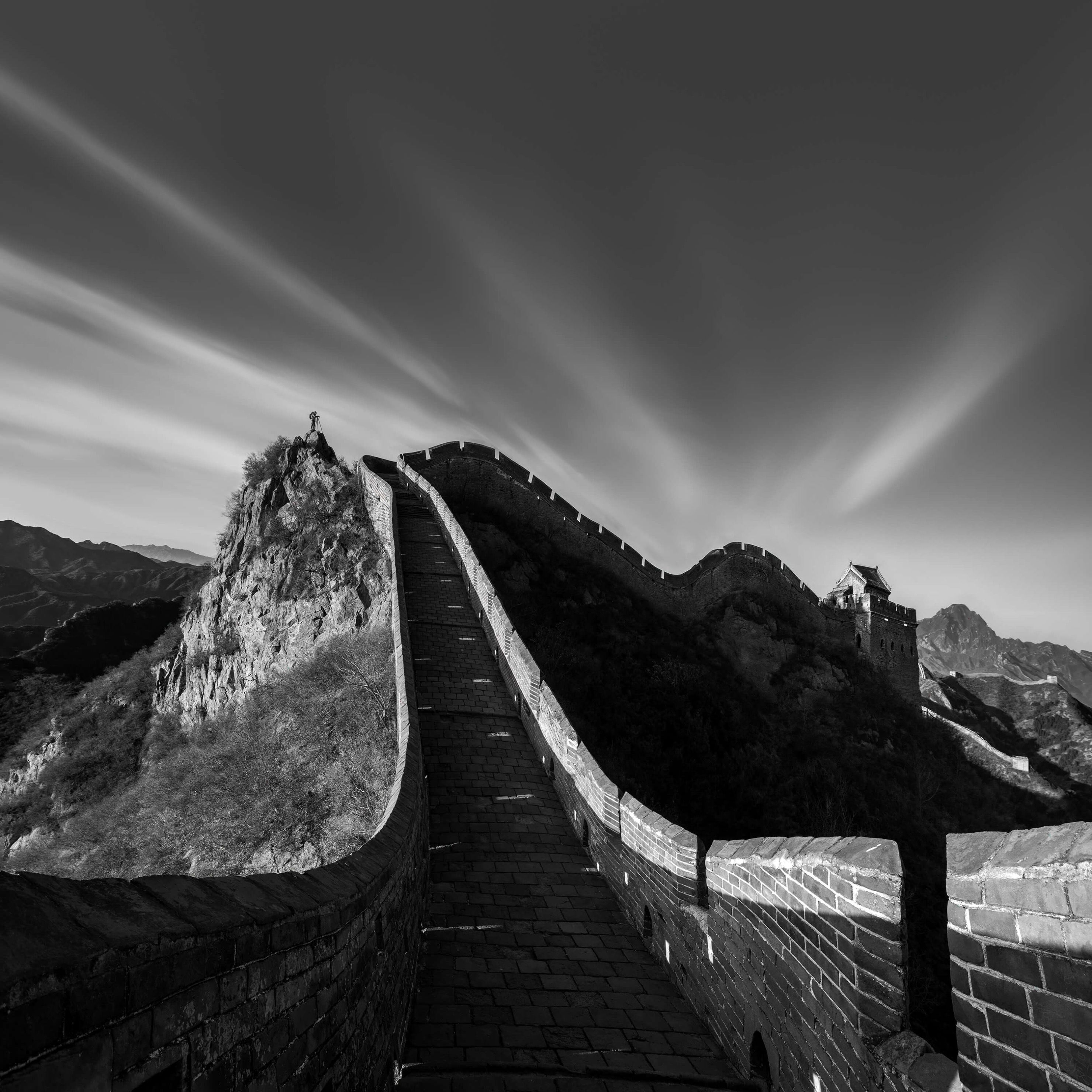 Photographing the Great Wall