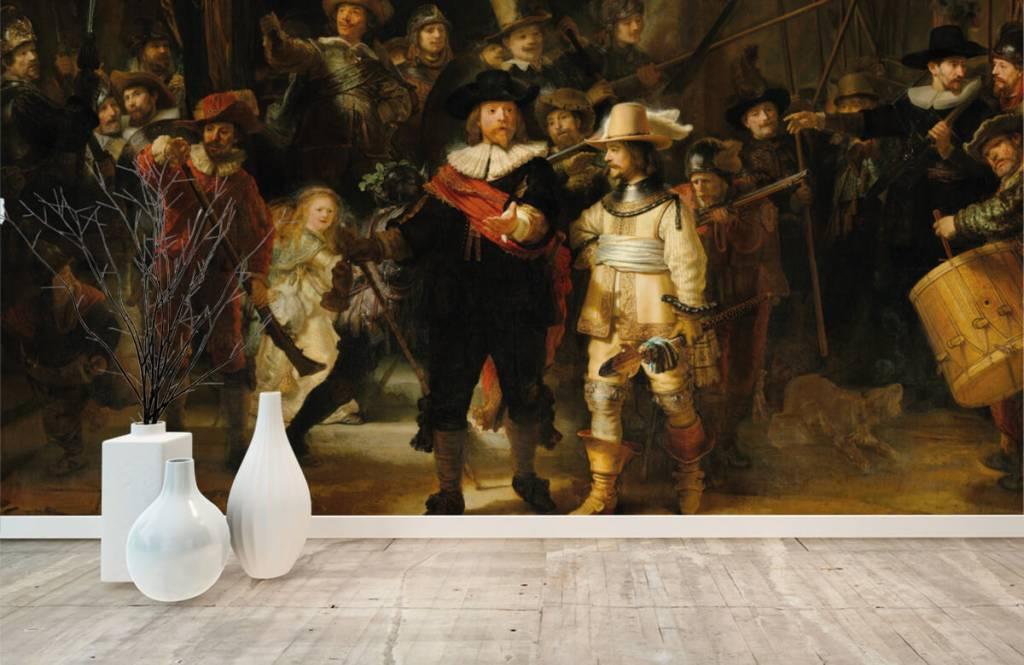 Rijksmuseum - De Nachtwacht - Woonkamer 1