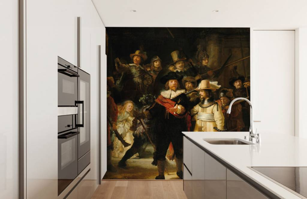 Rijksmuseum - De Nachtwacht - Woonkamer 2