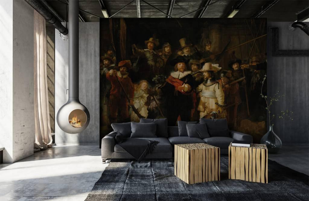 Rijksmuseum - De Nachtwacht - Woonkamer 4