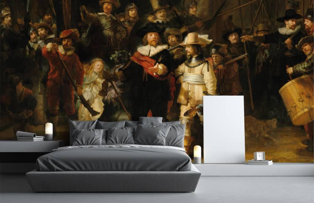 Rijksmuseum - De Nachtwacht - Woonkamer 6