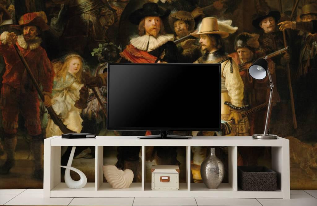 Rijksmuseum - De Nachtwacht - Woonkamer 7