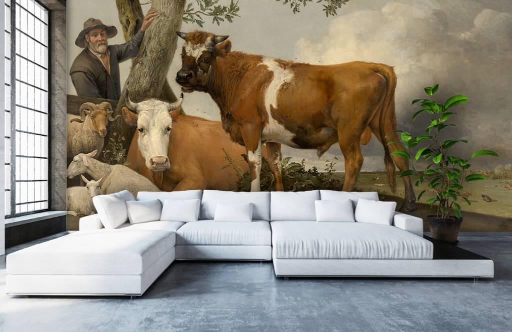 Koeien - De stier - Keuken 8