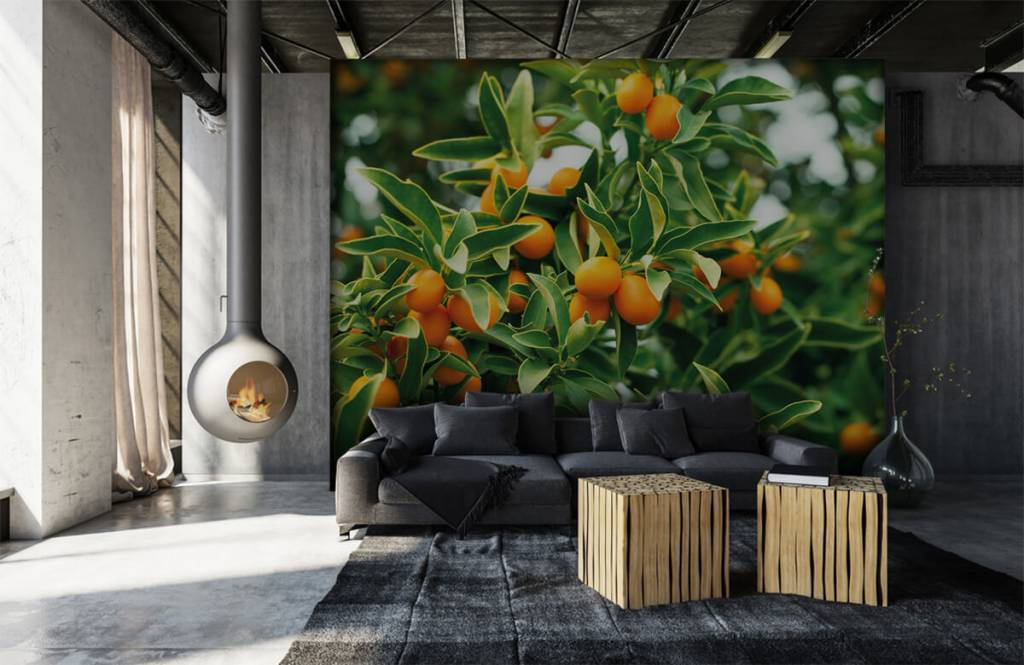 Landschap - Fruitboom - Keuken 5