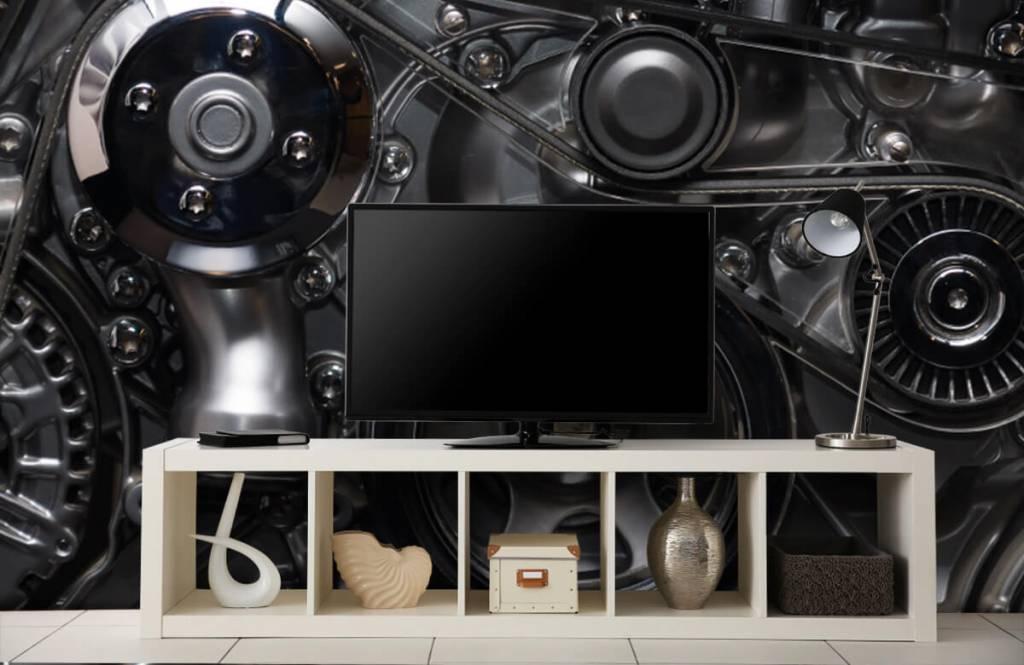 Elementen - Motor - Garage 5