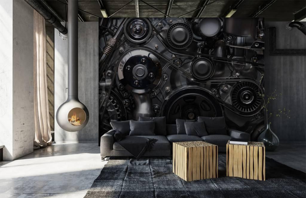 Elementen - Motor - Garage 6