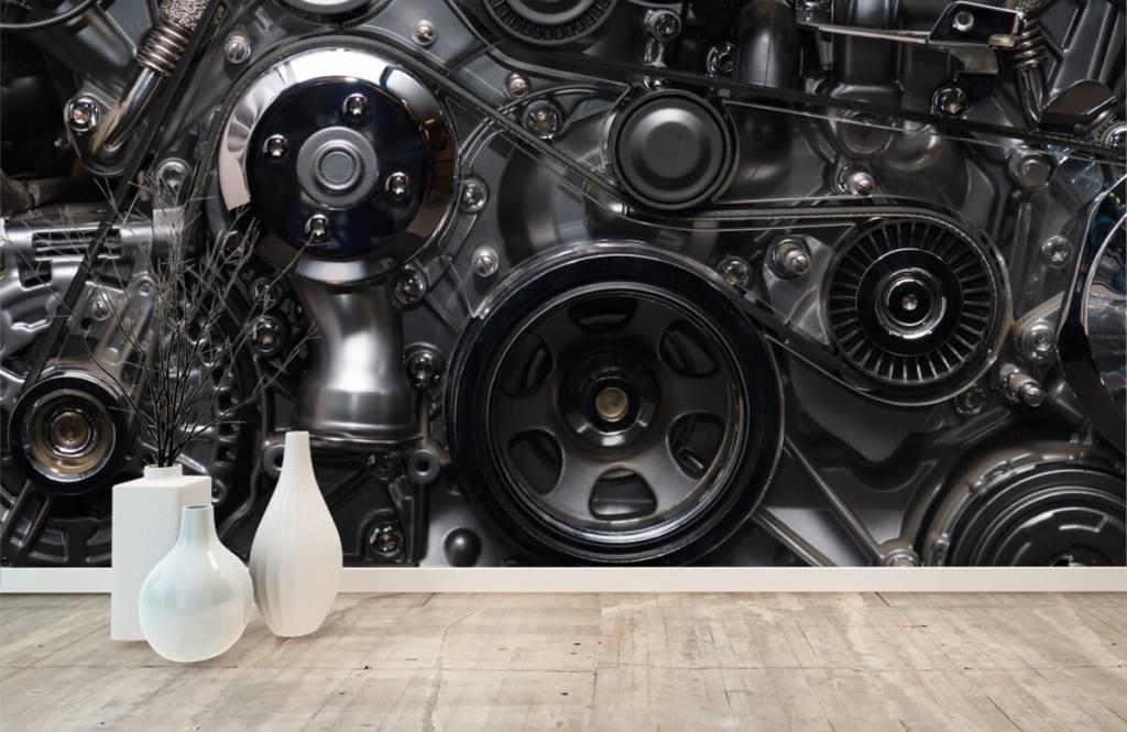 Elementen - Motor - Garage 8
