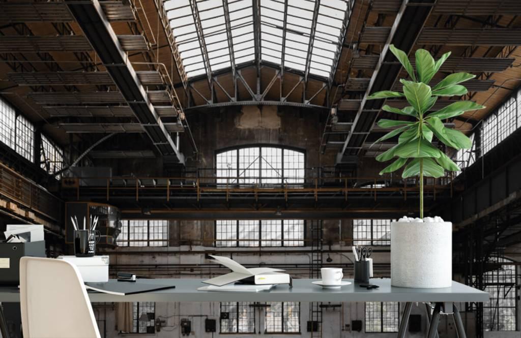 Gebouwen - Verlaten industriële hal - Slaapkamer 2