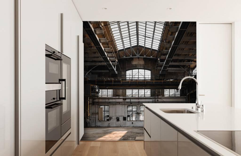 Gebouwen - Verlaten industriële hal - Slaapkamer 5