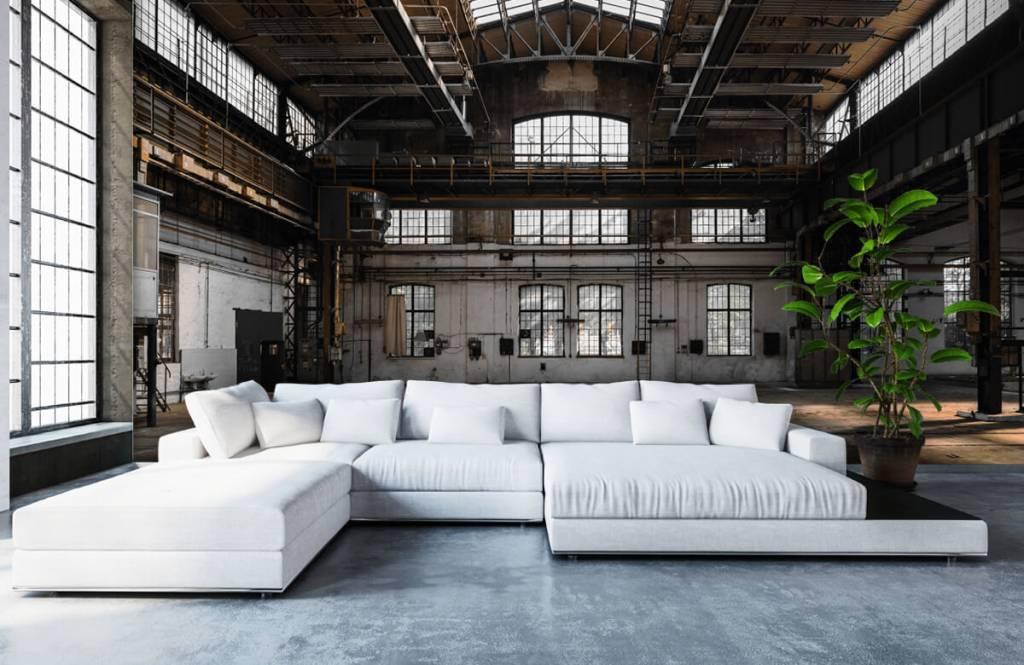 Gebouwen - Verlaten industriële hal - Slaapkamer 6