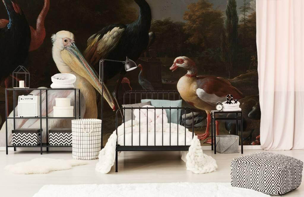 Rijksmuseum - Het drijvend veertje - Hobbykamer 3