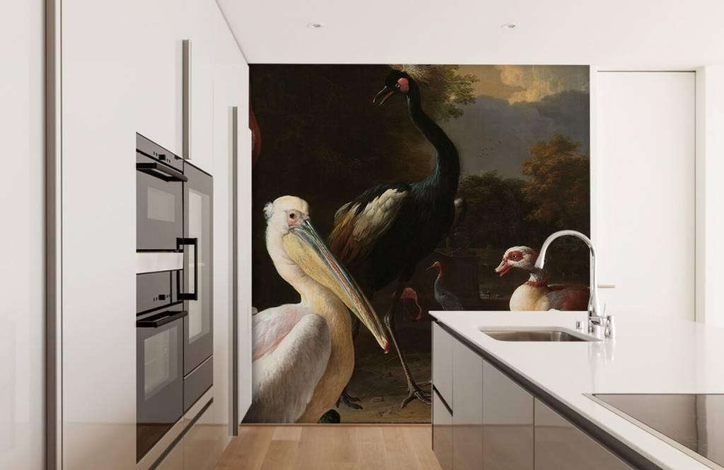 Rijksmuseum - Het drijvend veertje - Hobbykamer 7