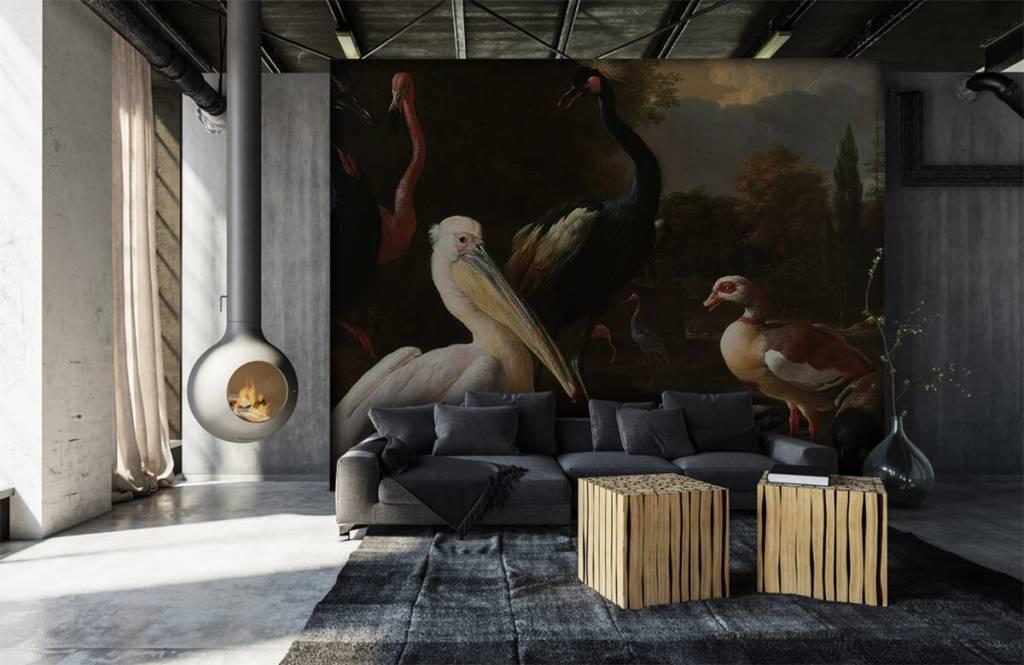 Rijksmuseum - Het drijvend veertje - Hobbykamer 8