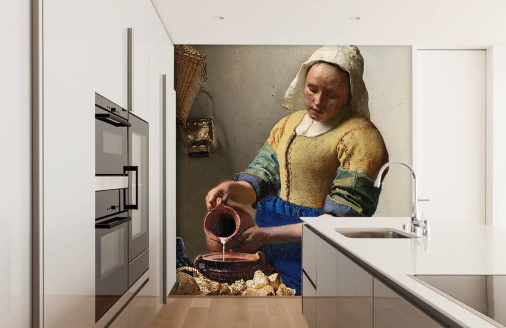 Rijksmuseum - Het melkmeisje - Slaapkamer 2