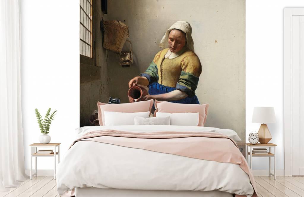 Rijksmuseum - Het melkmeisje - Slaapkamer 5
