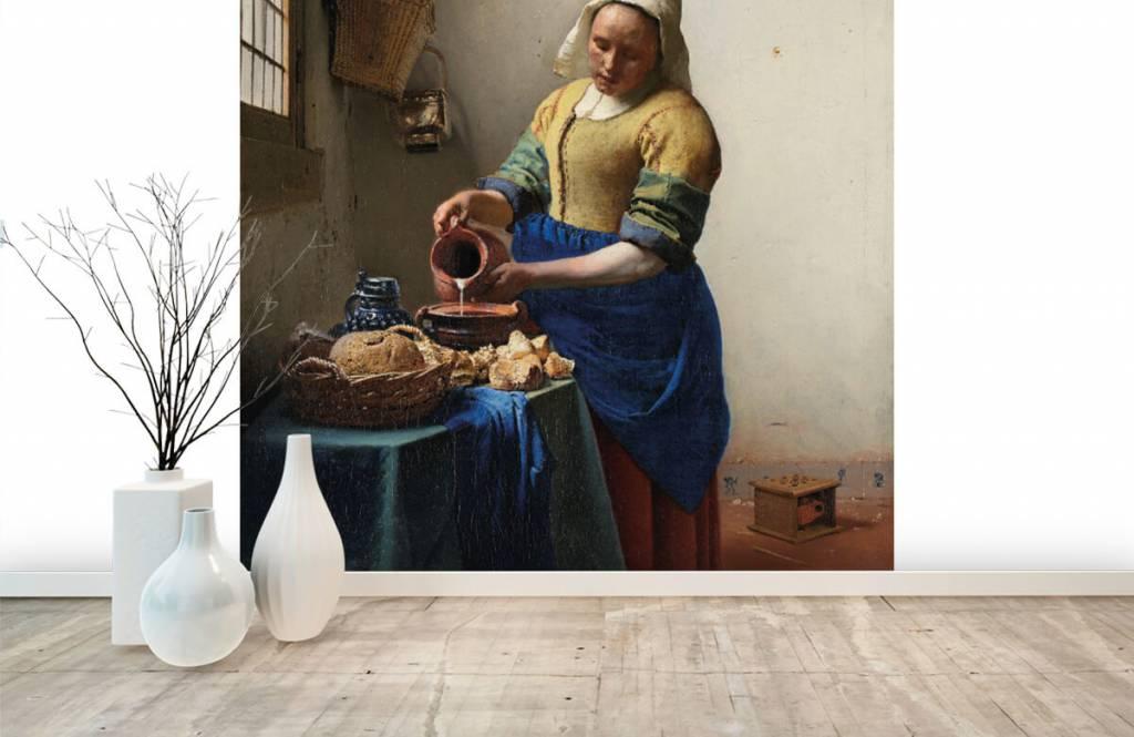 Rijksmuseum - Het melkmeisje - Slaapkamer 6
