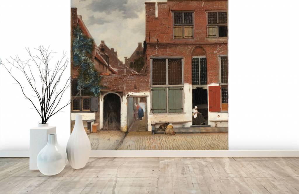 Rijksmuseum - Het straatje - Slaapkamer 1