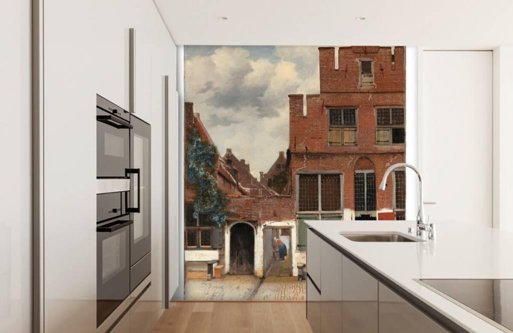 Rijksmuseum - Het straatje - Slaapkamer 4