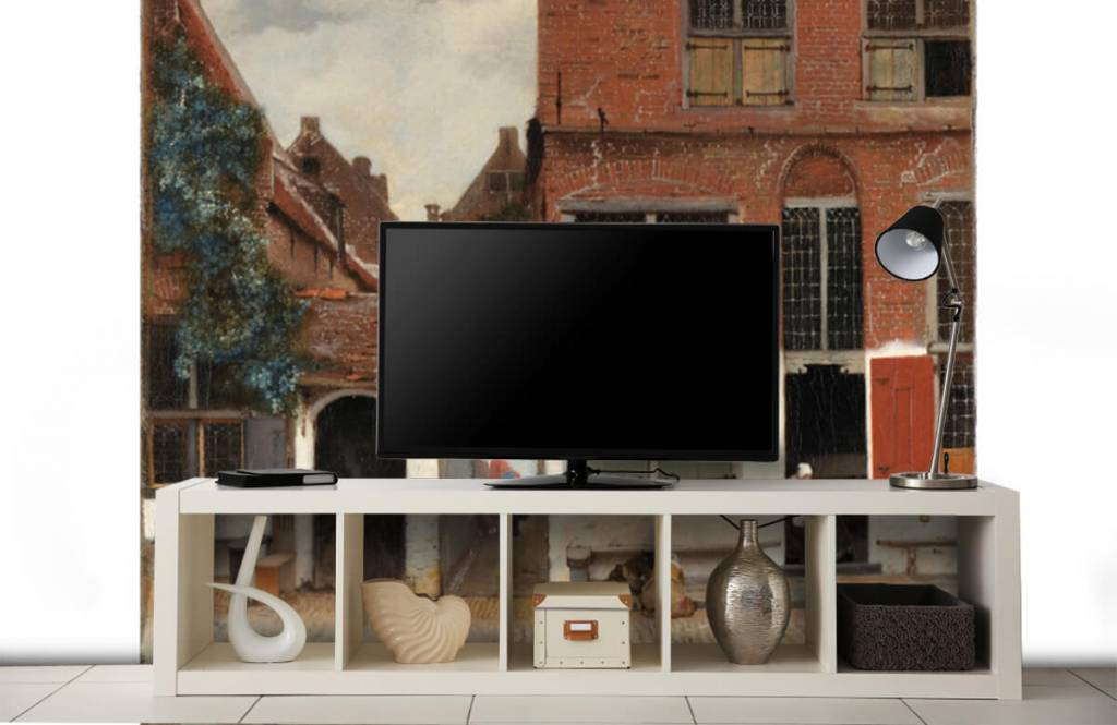 Rijksmuseum - Het straatje - Slaapkamer 5