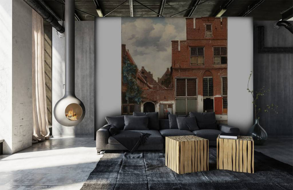 Rijksmuseum - Het straatje - Slaapkamer 7