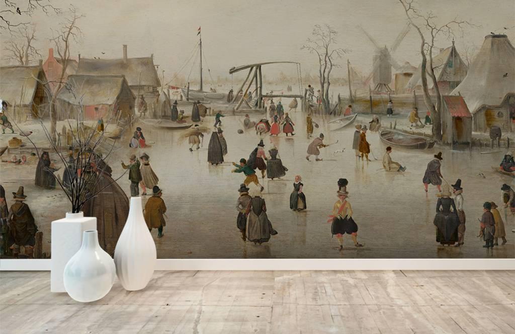 Rijksmuseum - IJsvermaak - Woonkamer 1
