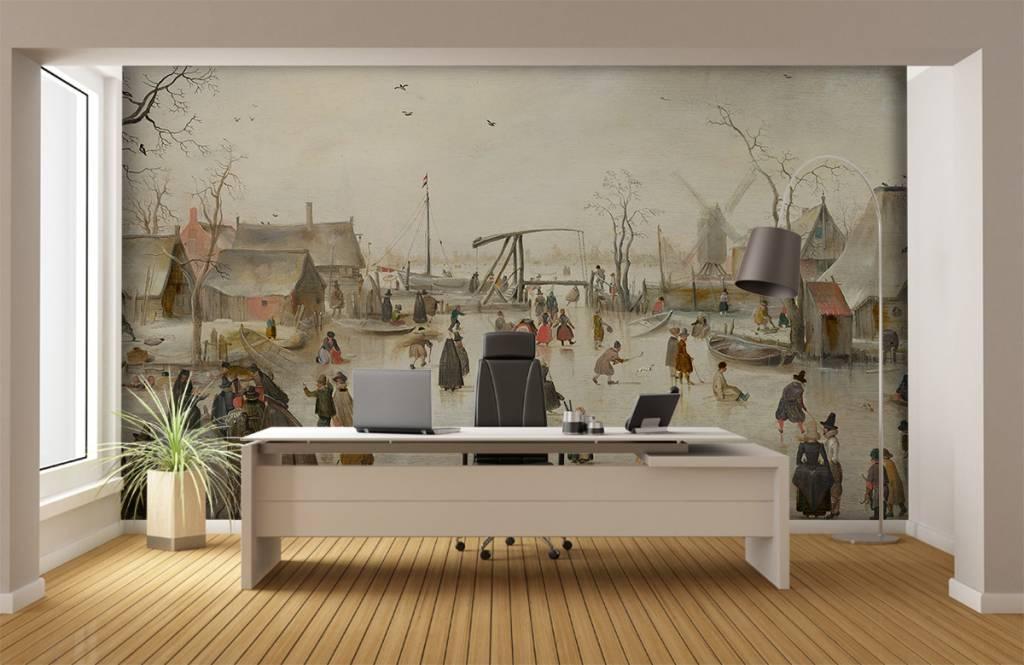 Rijksmuseum - IJsvermaak - Woonkamer 5