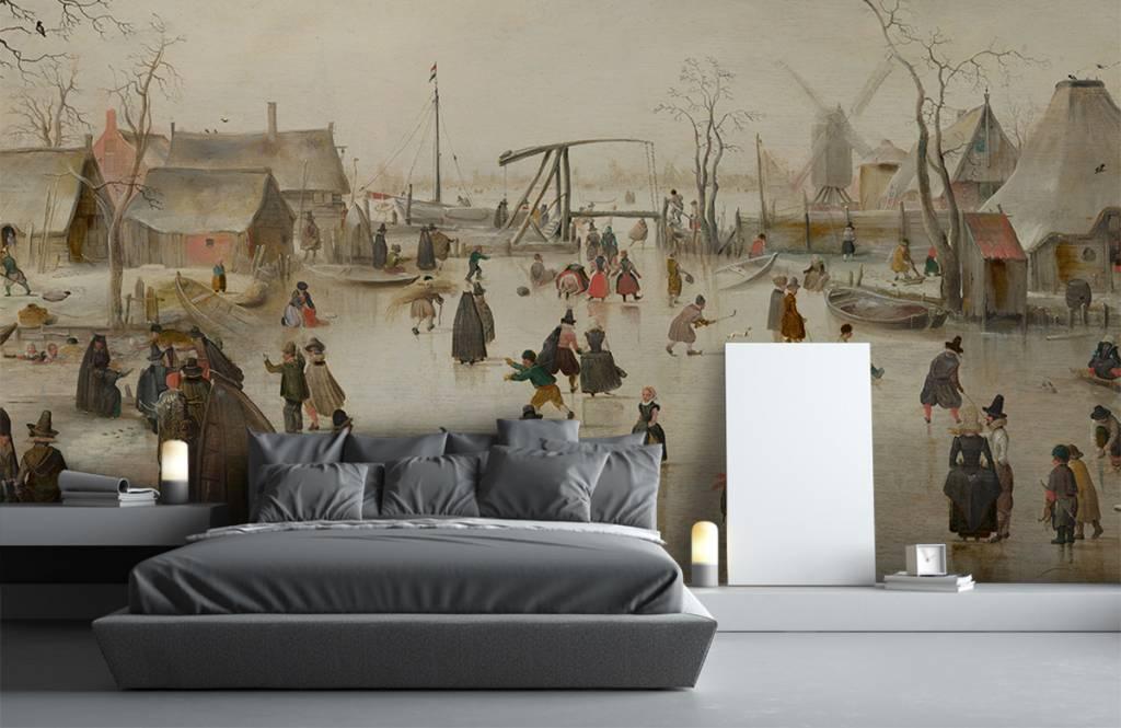 Rijksmuseum - IJsvermaak - Woonkamer 7