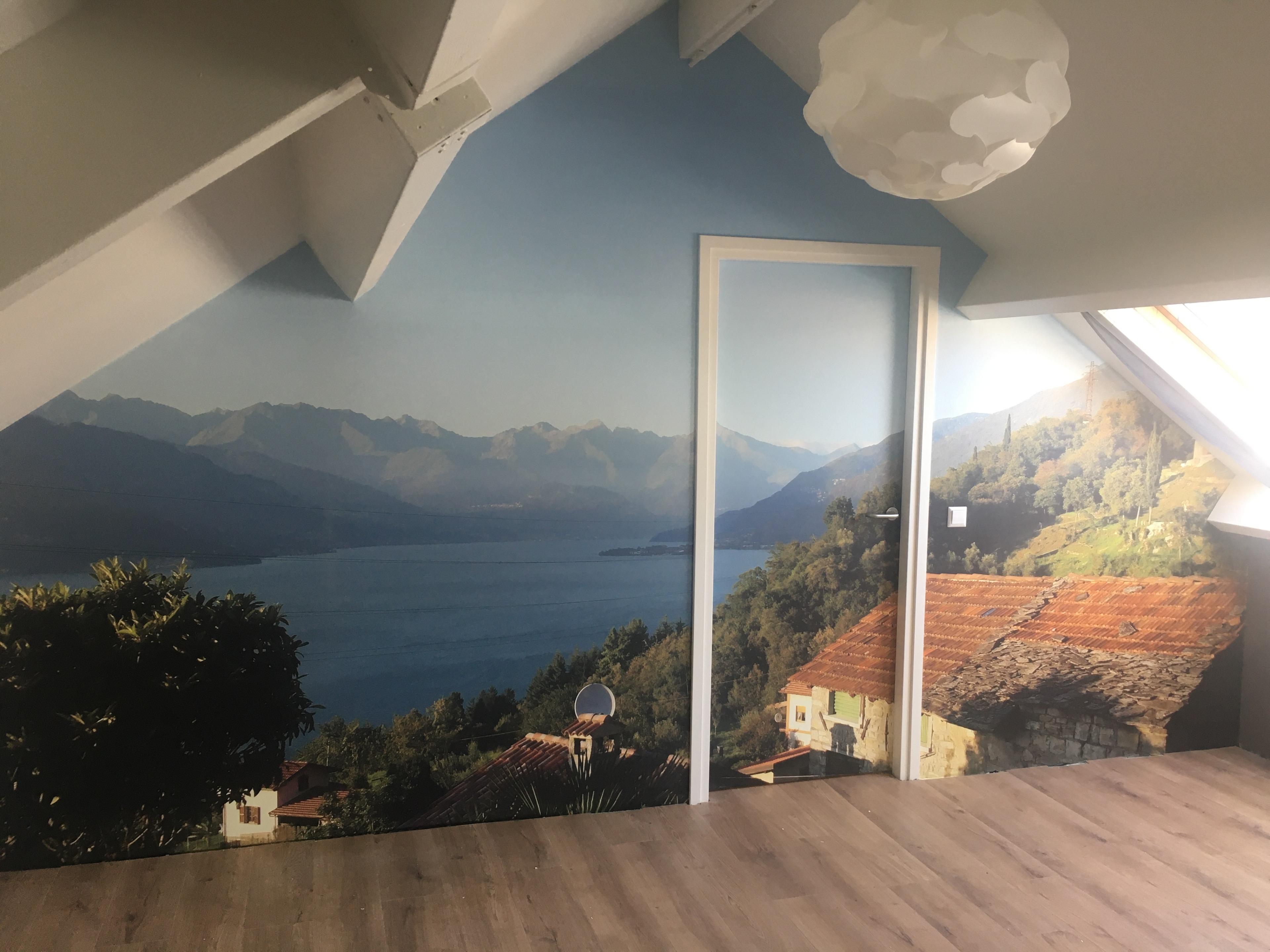 Behang met eigen foto 13