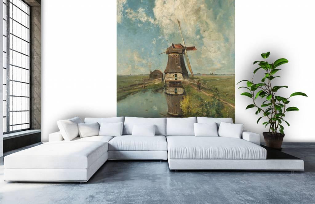 Rijksmuseum - In de maand juli - Woonkamer 1
