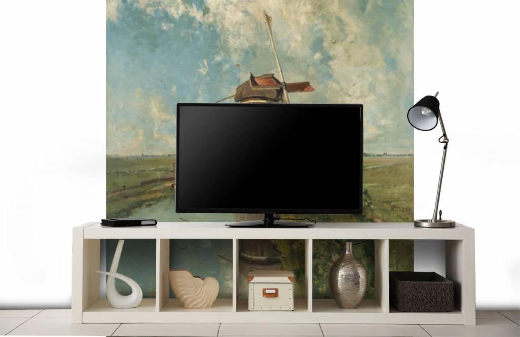 Rijksmuseum - In de maand juli - Woonkamer 6