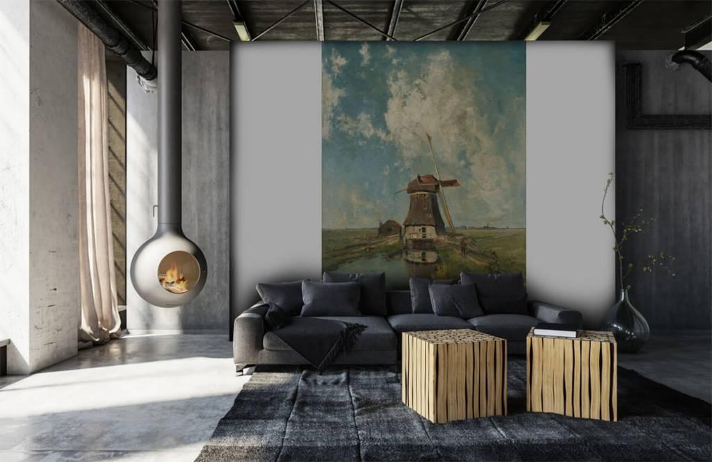 Rijksmuseum - In de maand juli - Woonkamer 7
