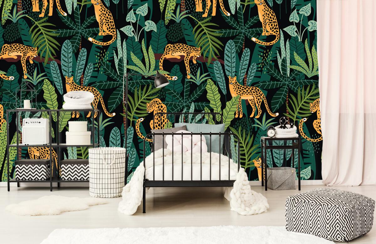 Jungle - In de jungle - Kinderkamer 2