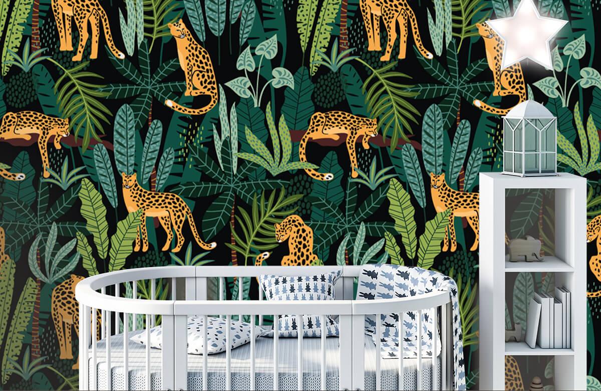 Jungle - In de jungle - Kinderkamer 5