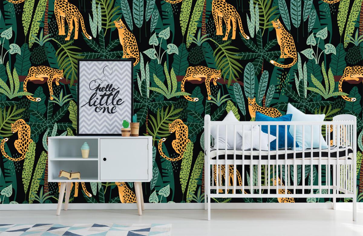 Jungle - In de jungle - Kinderkamer 6