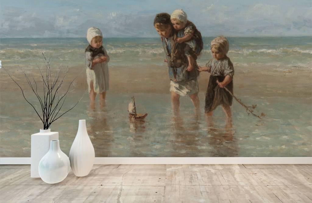 Rijksmuseum - Kinderen der zee - Woonkamer 2