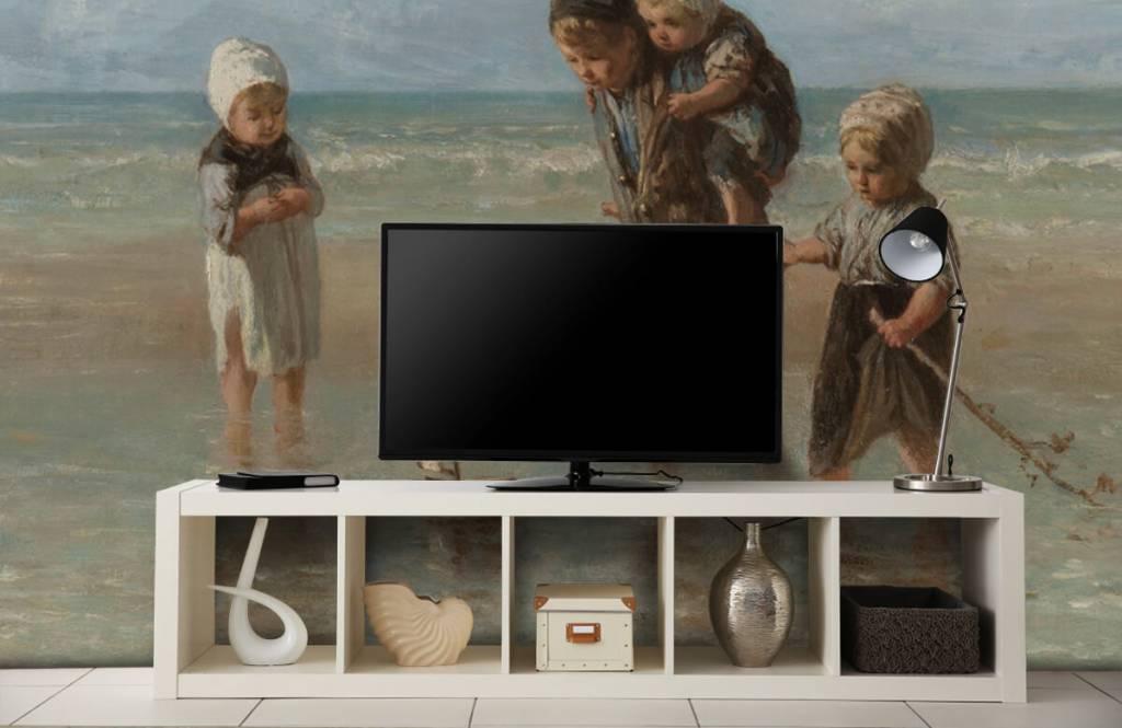 Rijksmuseum - Kinderen der zee - Woonkamer 7