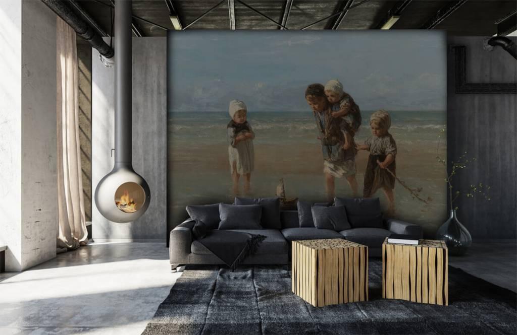 Rijksmuseum - Kinderen der zee - Woonkamer 8
