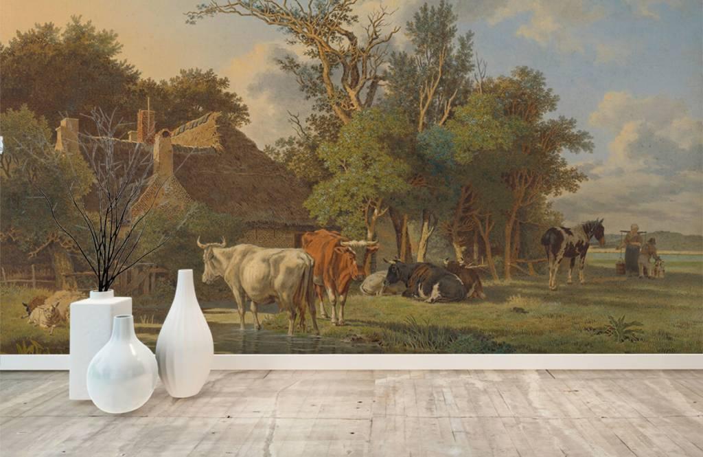 Rijksmuseum - Landschap - Keuken 1