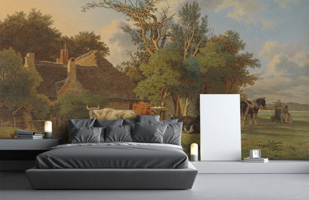 Rijksmuseum - Landschap - Keuken 4