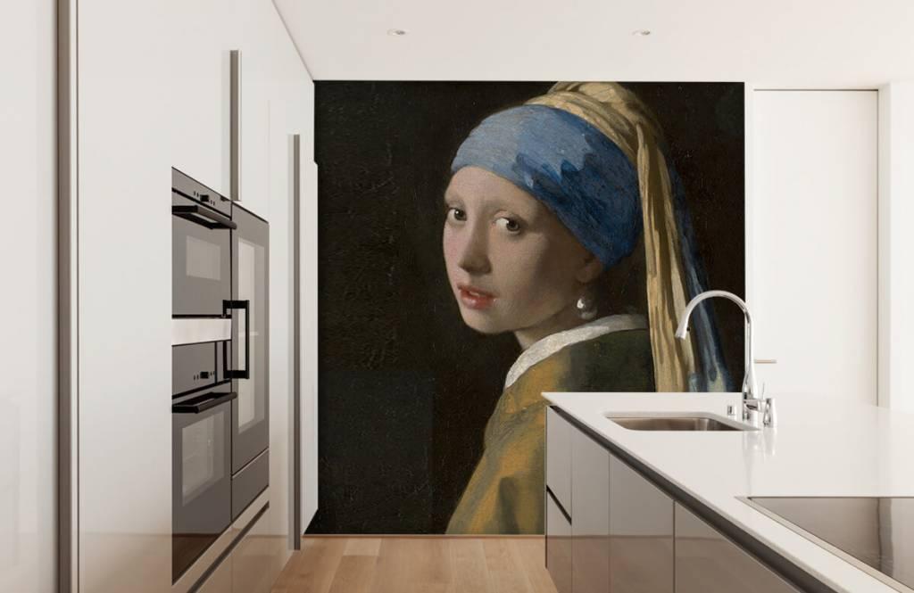 Oude Meesters - Meisje met de parel - Keuken 1