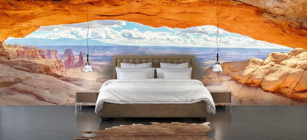 Landschap - Mesaboog National Park Utah - Woonkamer 1