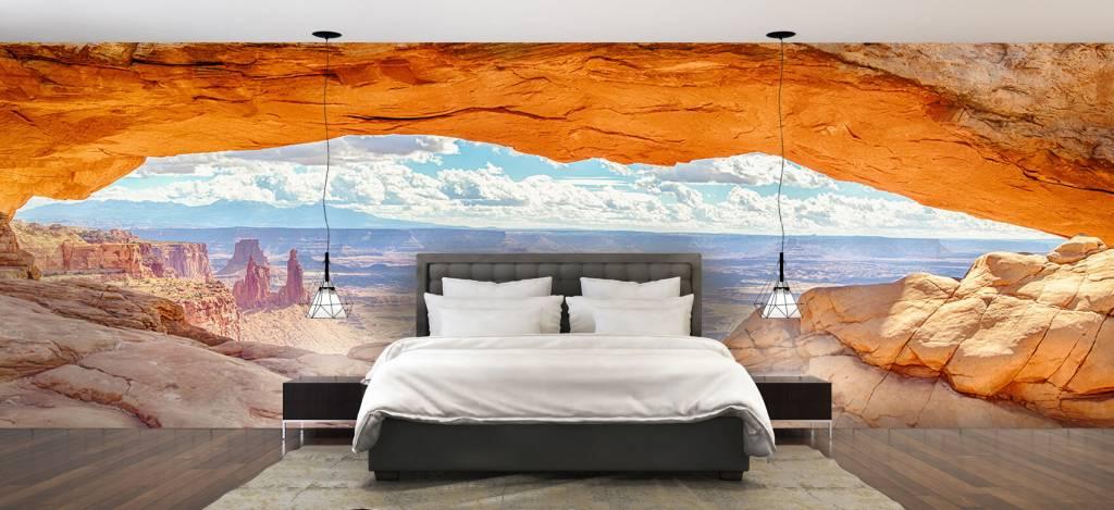 Landschap - Mesaboog National Park Utah - Woonkamer 2