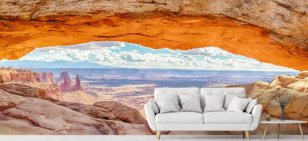 Landschap - Mesaboog National Park Utah - Woonkamer 3