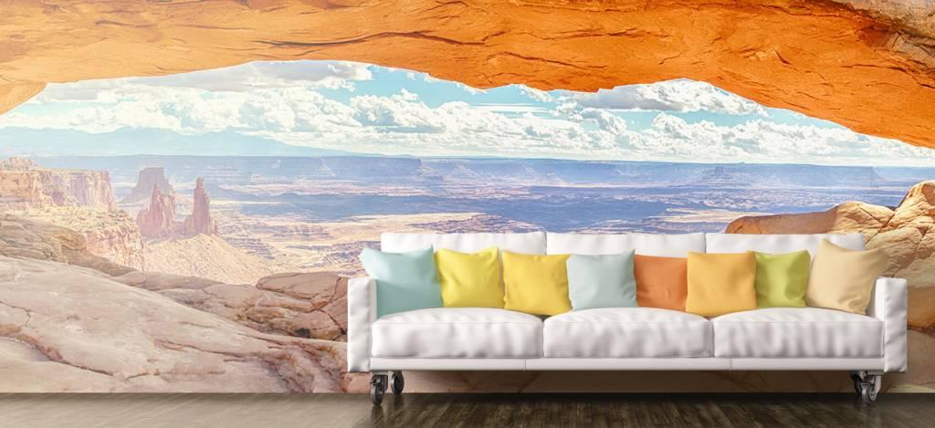 Landschap - Mesaboog National Park Utah - Woonkamer 7