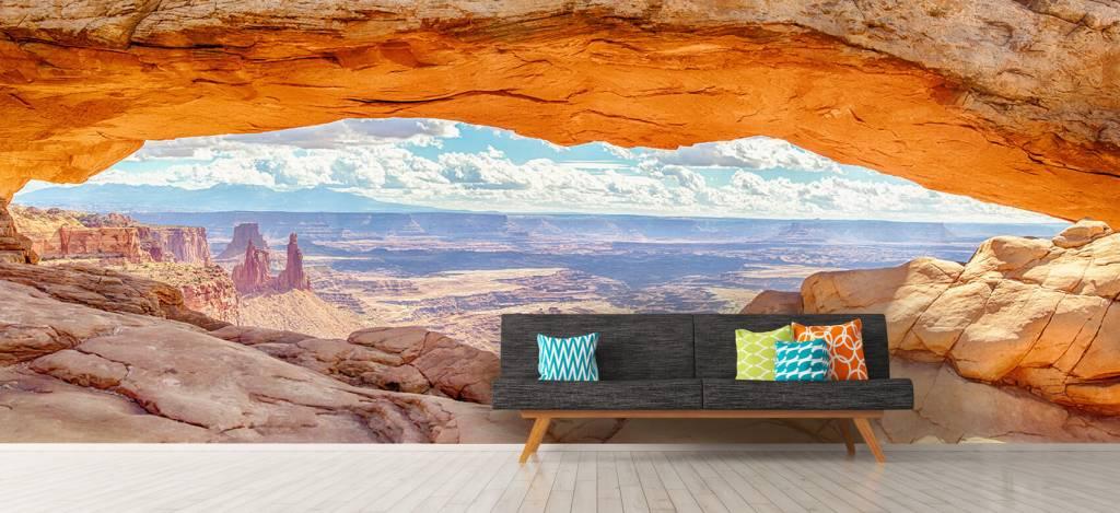 Landschap - Mesaboog National Park Utah - Woonkamer 9