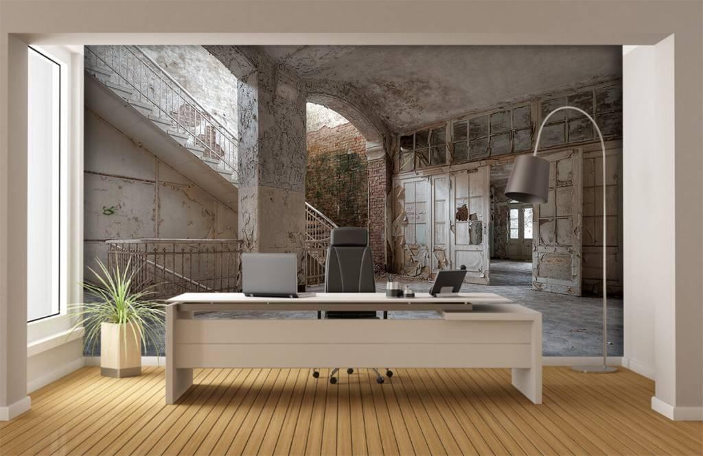 Gebouwen - Oud sanatorium - Computerruimte 1