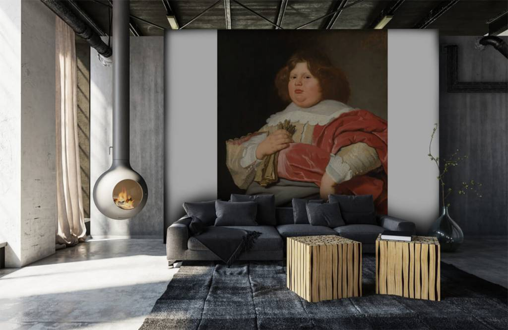Rijksmuseum - Portret van Gerard Andriesz Bicker - Slaapkamer 3