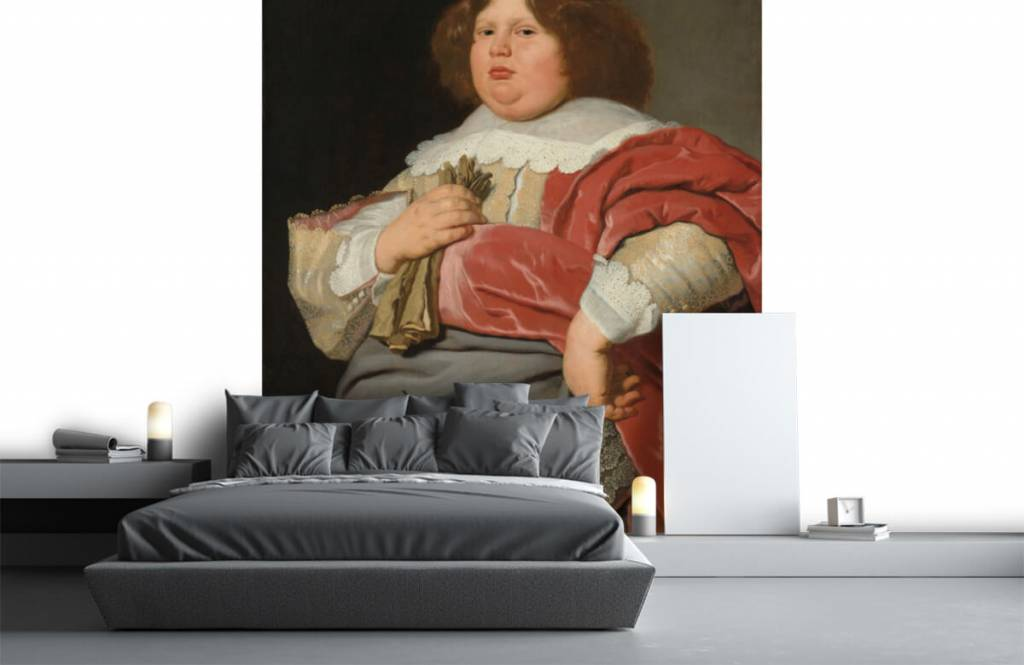 Rijksmuseum - Portret van Gerard Andriesz Bicker - Slaapkamer 6