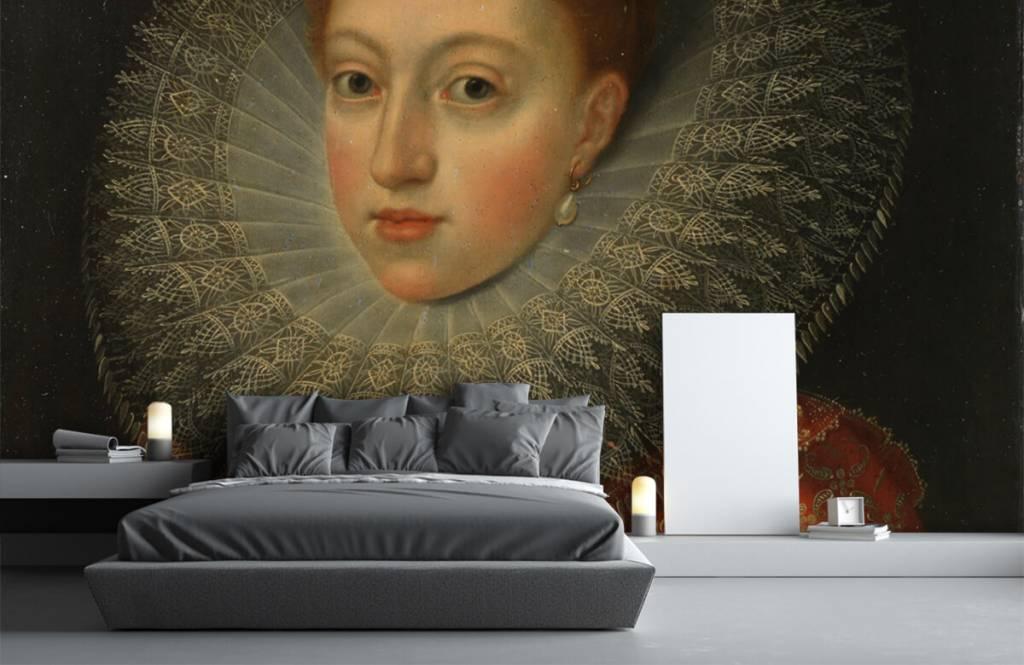 Rijksmuseum - Portret van Margaretha van Oostenrijk - Keuken 1