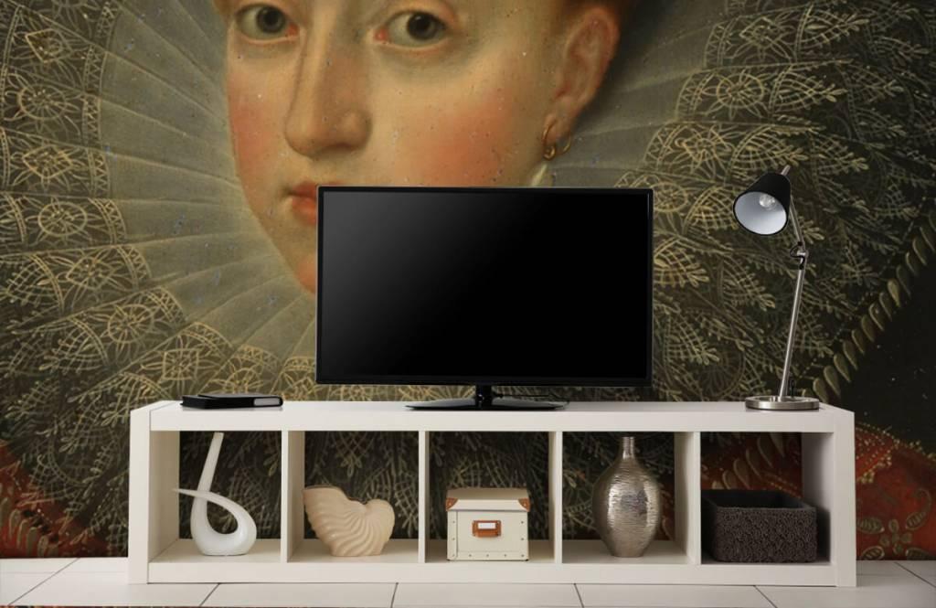 Rijksmuseum - Portret van Margaretha van Oostenrijk - Keuken 4